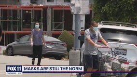 Masks still the norm for customers in San Gabriel Valley