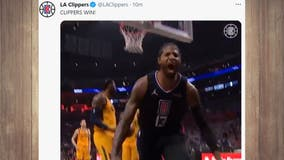 Clippers knot series with Game 4 win over Utah Jazz
