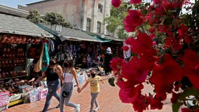 Olvera Street shop owner's plea as California reopens: 'I need customers'