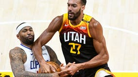 Los Angeles Clippers fall to Utah Jazz in Game 1 of Western Conference semifinals
