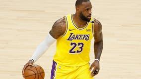 LeBron James to switch jersey numbers ahead of 2021-22 NBA season