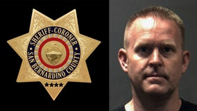 Sheriff's sergeant arrested for possession, distribution of child pornography