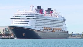 Disney delays test cruise over 'inconsistent' virus results
