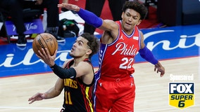 Win $1,000 on Game 2 of Hawks-76ers