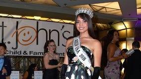 Miss Nevada Kataluna Enriquez 1st transgender woman vying for Miss USA