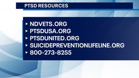 Resources for dealing with PTSD