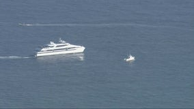 Coast Guard calls off search for man who fell off Catalina Express off coast of Long Beach