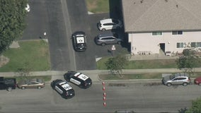 Man shot to death by Azusa police following domestic dispute, authorities say
