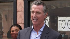 New campaign opposes push to recall Gov. Newsom