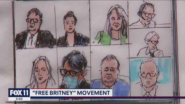 Inside look at the Britney Spears conservatory hearing