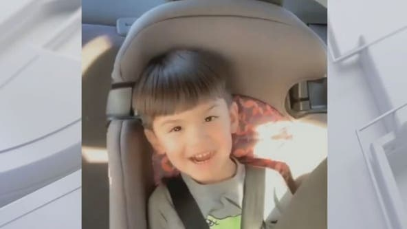 Funeral services held for 6-year-old boy killed in freeway shooting