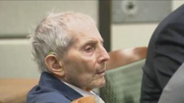 Despite health woes, murder trial of Robert Durst continues