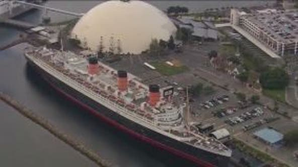 Long Beach regains control of Queen Mary; immediate repairs planned