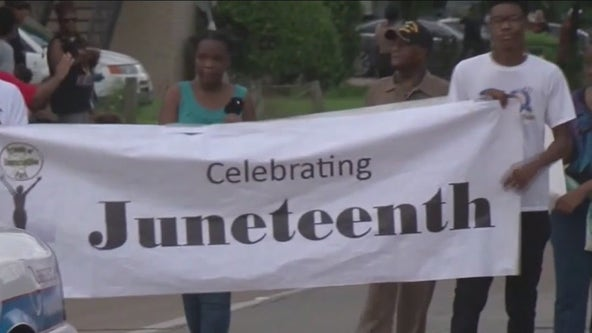 Observing the first Juneteenth National Holiday