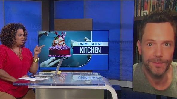 Joel McHale: 'Building desserts is like building a rocket'