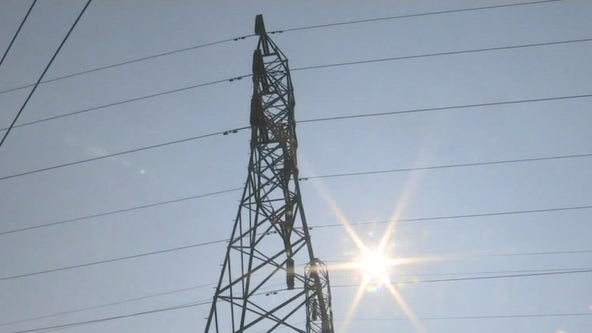Residents asked to conserve power Friday evening due to heat wave