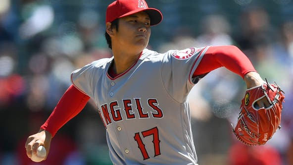 Angels star Shohei Ohtani to compete in Home Run Derby