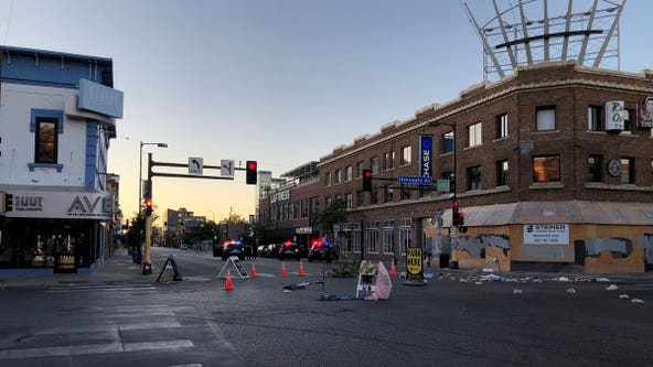 Woman dead, 3 others hurt after suspect drives into protesters in Uptown