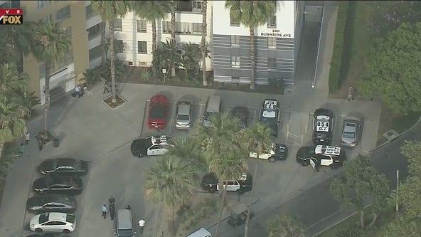 Person stabbed to death near Park La Brea, suspect in custody