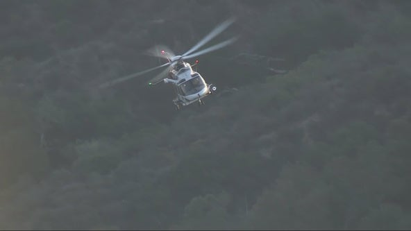 Crews searching for missing teen hiker in Hollywood Hills returns home after six hours