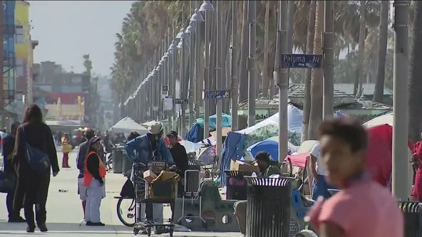LA mayor signs ordinance to restrict homeless encampments