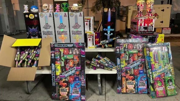 City attorney cracking down on illegal firework sales in Los Angeles ahead of July 4th