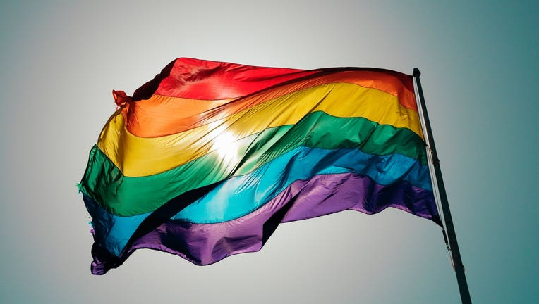Rainbow flag (Getty Images)