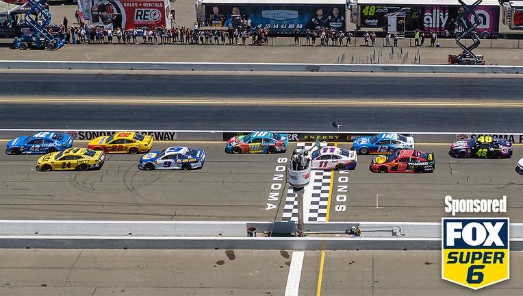 26699605-FOX SUPER 6 NASCAR
