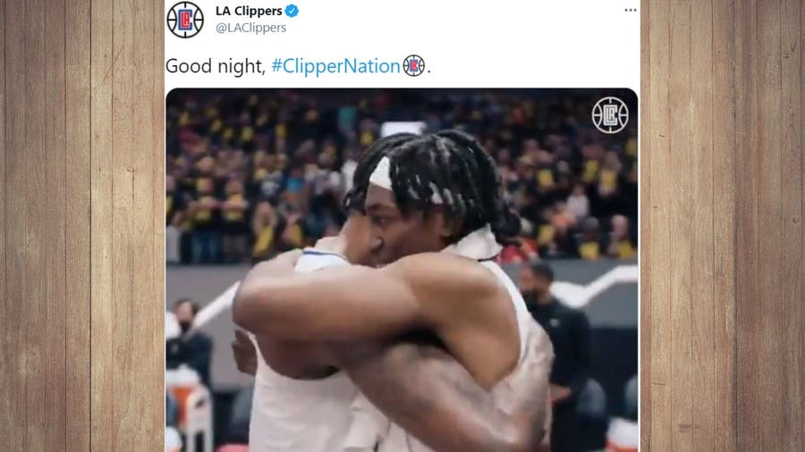 Clippers outlast Utah Jazz in Game 5 without Kawhi Leonard