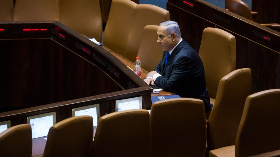 Israeli Parliament Votes On A New Government