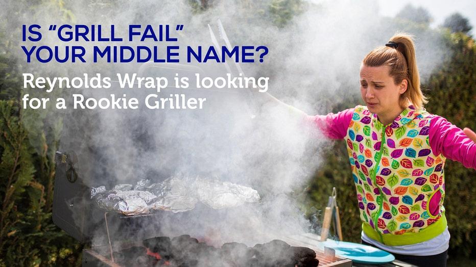 Reynolds Rookie Griller