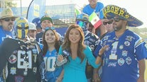 Chargers, Rams open training camp