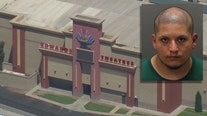 Alleged gunman in Corona movie theater shooting charged with murder, attempted murder