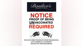 SoCal restaurant requiring diners provide 'proof of being unvaccinated'