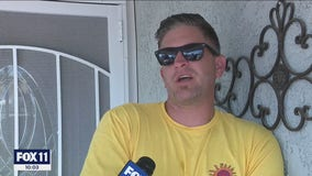 Dad of Corona movie theater shooting victim calling for metal detectors