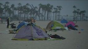 Deadline extended for unhoused residents to leave Venice Boardwalk