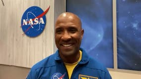 Catching up with local hero and astronaut Victor Glover