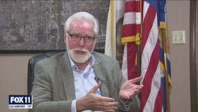 Mayor of Lancaster proposes plan that certain city employees be vaccinated or face suspension