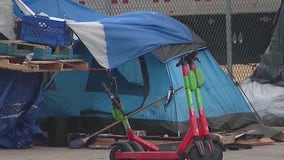 Homeless in Venice: Thursday marks 'final warning' for people with tents to vacate beach