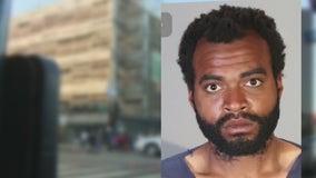 Man harasses couple, steals car, runs victim over before crashing car in Santa Monica, police say