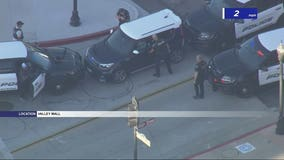 Police chase suspect in custody after pursuit across San Gabriel Valley