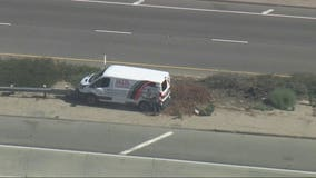 Driver in custody after leading authorities on slow, lengthy chase across LA County