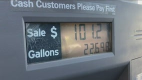 SoCal gas prices hit highest amount in nearly a decade