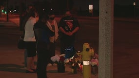 Fruit vendor killed, another in critical condition after being hit by suspected DUI driver