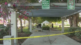 Homeless man found shot to death in Culver City park