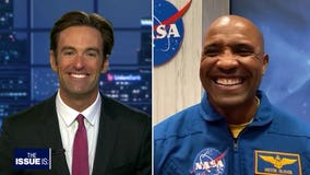 Astronaut Victor Glover discusses walks in space and potential runs for office