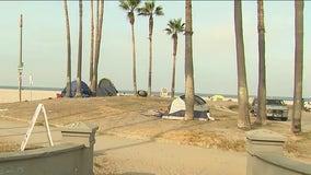 Deadline arrives for unhoused residents to leave portion of Venice Boardwalk