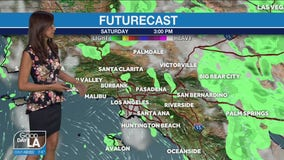Weather Forecast for Friday, July 30