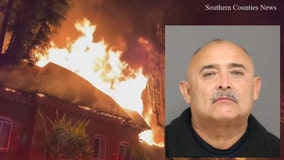 Man sentenced to 18 years to life for setting Tustin apartment building on fire