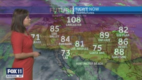 Weather Forecast: Sunday, July 11